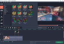 동영상 편집 프로그램 4K Movavi Video Editor 12