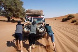 아프리카 캠핑카 여행 Day - 0