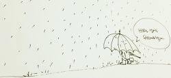 비가오는 날_