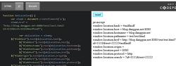 [javascript] 문자열을 로케이션 오브젝트로 변환 하기(String to Location Object)