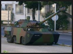 [프랑스]AMX-10RC 장륜 강행 정찰 장갑차