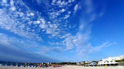 해지는 저녁… 일몰이 아름다운 곳 '곽지과물해변'