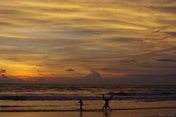 스미냑의 Sunset