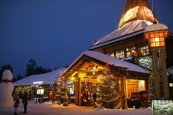 핀란드 로바니에미 산타마을 Rovaniemi Santa Claus Village