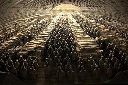 야망속에 갇혀 버린 남자의 무덤, 진시황릉(秦始皇陵)