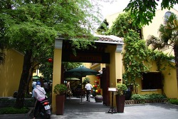 베트남 다낭 마담란 한국인이 많이 찾는 음식점 그리고 퓨전스위트다낭비치