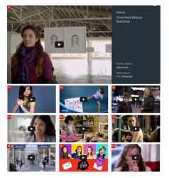 여성을 응원하는 동영상 콘텐츠가 증가하는 이유는?