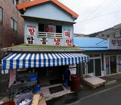 """거제시 장승포, 함흥냉면의 달인 """"거제 할매함흥냉면"""""""