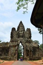 캄보디아 여행 4 - 타프롬, 프놈바켕, 서바라이