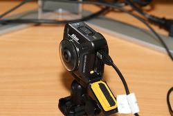니콘 키미션 360 VR 영상 편집 키미션 유틸리티 이용 하기