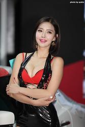 2016 서울오토살롱 레이싱모델 | 김보라, 윤주하, 한가은, 김하음, 최별하