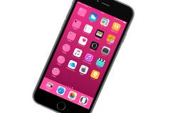 탈옥안한 순정 iOS 9.3 아이폰 및 아이패드 홈화면 폴더 아이콘 동그라미로 만들기