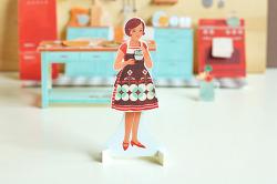 안나의 컵케이크