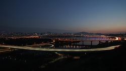 [서울에서 유명한 야경 포인트] 응봉산 야경 촬영 포인트