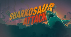 스트레스 해소 게임 - Sharkosaur Attack