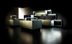 포르쉐가 만든 탄소섬유 주방? 현대식 럭셔리 주방 탄생!