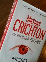 [책] Micro - Michael Crichton 마이클 크라이튼의 마이크로: 작은 세상 바라보기