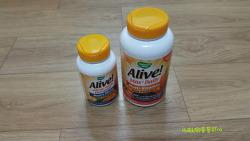 [식품] 종합비타민! 얼라이브!(Alive) 비타민으로 하루를 시작하세요!