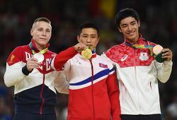 남자 도마 리세광 북에 두 번째 금메달 선사… 역도의 김국향은 은메달 획득