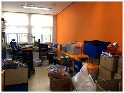 [옮김봉사단] 옮김사무실&기부자원 정리