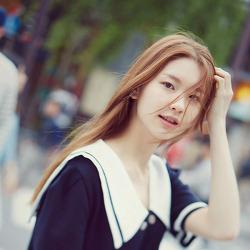 <우리결혼했어요>모델 김진경, 화보와 일상패션들