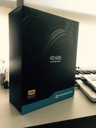 Sennheiser HD600 사용기
