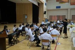 청풍오케스트라 제천행복교육지구 MOU 축하공연