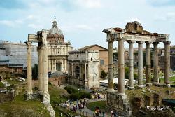 로마의 기원을 찾아 캄피돌리오광장과 포로로마노-로마여행(Campidoglio,Foro Romano)