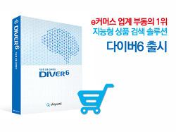 지능형 상품 검색 솔루션 다이버6 출시!