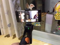 SNOPPA M1 스마트폰 짐벌 개봉기 및 초기 셋팅 방법, 스노파, 벨로시티즌