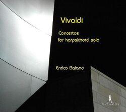 비발디 - 솔로 하프시코드를 위한 협주곡 (앤 도슨 필사본)