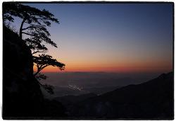 20141214 계룡산 (삼불봉 일출)