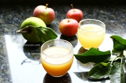 햇사과로 만드는 쉬운 애플사이더(사과효소와 애플 사이더)
