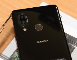 SHARP AQUOS S3 (아쿠오스 S3) 개봉기 카메라 배틀그라운드