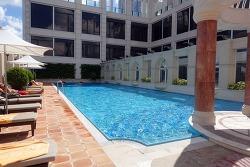 [여행일기] 홍콩 # 4. 루프탑 수영장이 근사한, 로얄 가든 호텔 (침사추이)
