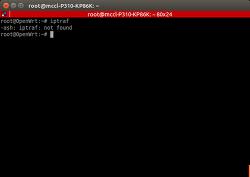 OpenWrt, 새로운 패키지(iptraf package) 추가하기