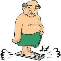 지방과 체중의 상관관계