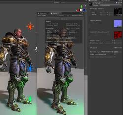 Unity Lightweight PBR Sample Shader