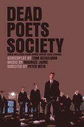 죽은 시인의 사회 DEAD POETS SOCIETY