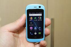 unihertz 젤리 프로 가장 작은 스마트폰 젤리프로 사용기