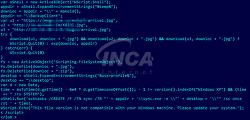 [악성코드 분석] 'SyncCrypt ransomware' 분석