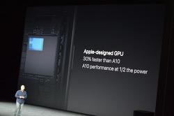 애플 A11 Bionic GFX벤치 분석. (GPU 성능.)