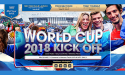 2018 러시아 월드컵 기념 기어베스트 할인 이벤트
