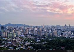 서울야경사진 / 말바위전망대 / 경복궁야간개방