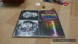 음반 나눔 CD 도착