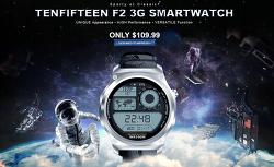 FenFufteen F2 3G 스마트워치 세일