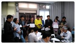 2018.05.15 시민단체협의회, 익산시장 후보에게 정책제안