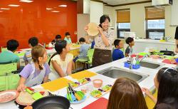 NH농협은행, 지역아동센터 초청 쌀요리 체험행사