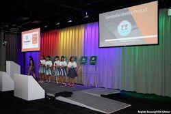 [번역글] 세계 대회에서 소녀들이 기술의 한계를 넘다
