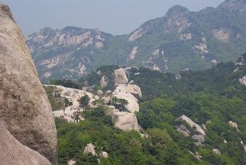 [국립공원] 삼각산(북한산) 2009.05.04